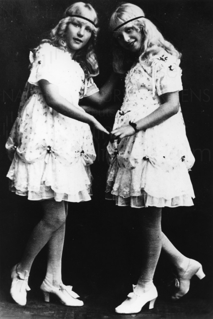 Die Schwestern, Marguerite und Jeannette