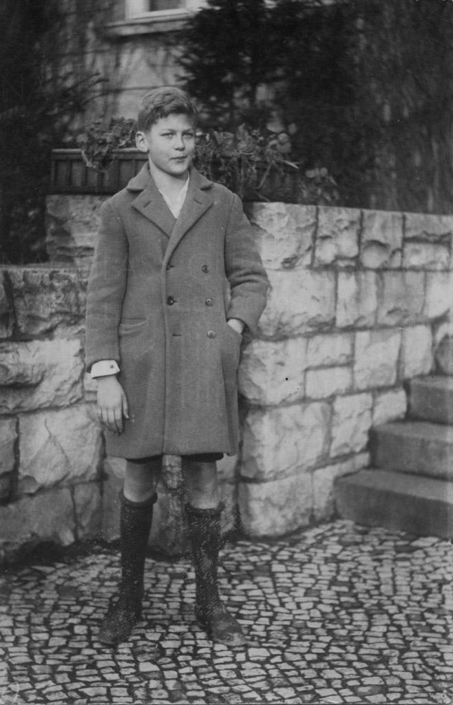 Jugendbild Curd Jürgens