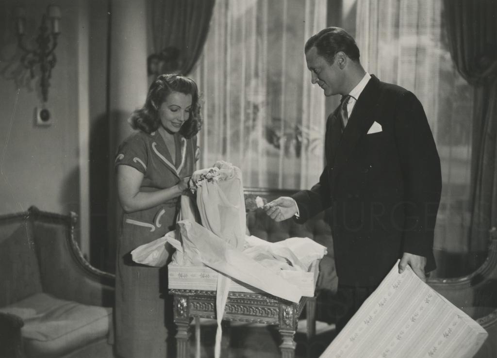 KÜSSEN IST KEINE SÜND' (1950)