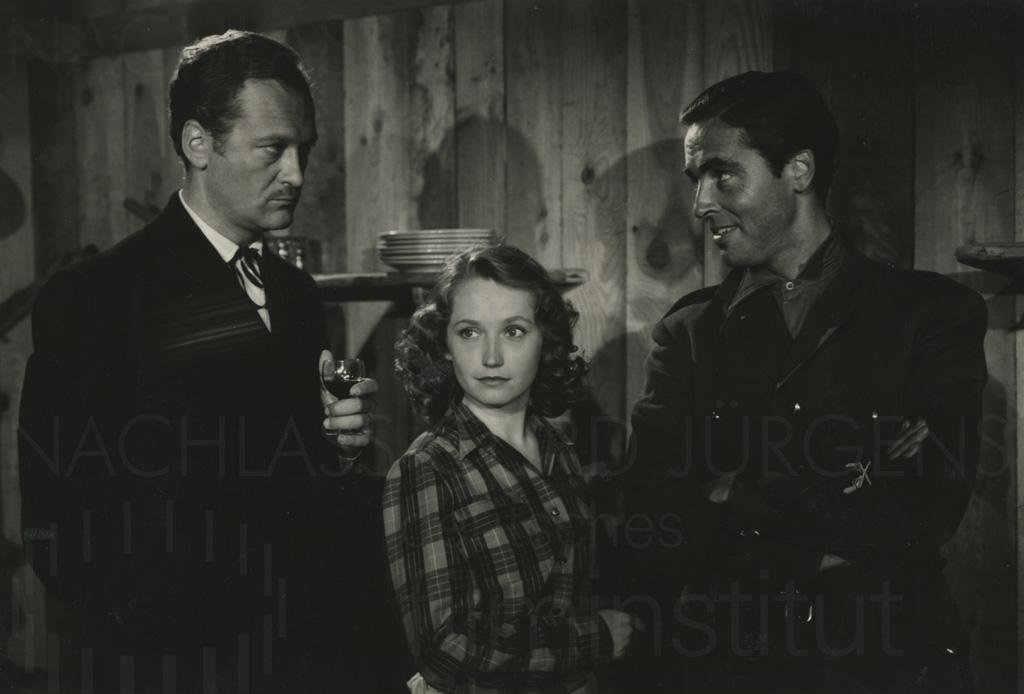 EIN LÄCHELN IM STURM (1950)