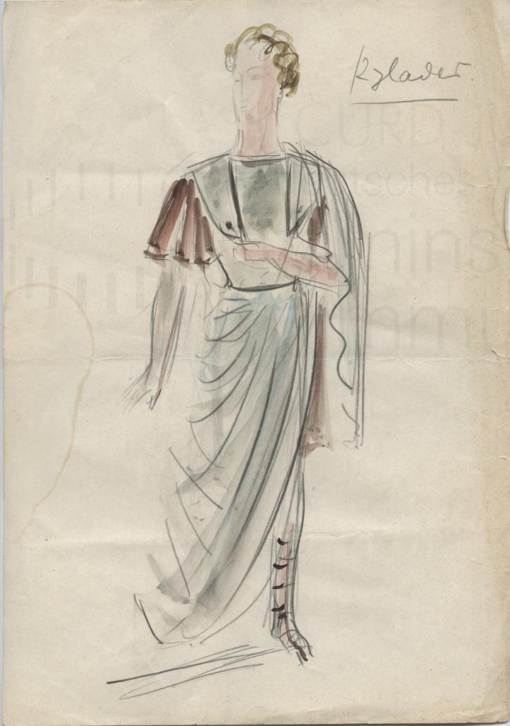 """Iphigenie in Delphi"""
