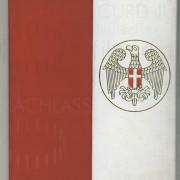 """""""Richter in eigener Sache"""" Josef-Kainz-Medaille der Stadt Wien, 1966"""