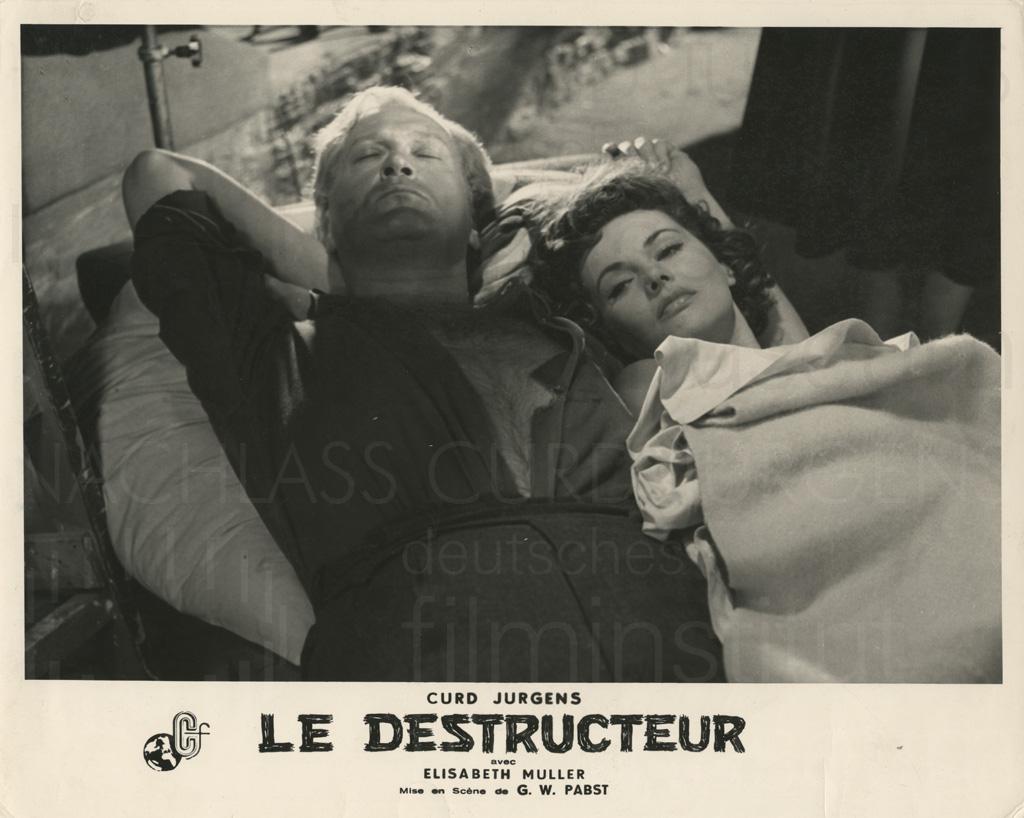 DAS BEKENNTNIS DER INA KAHR (1954)
