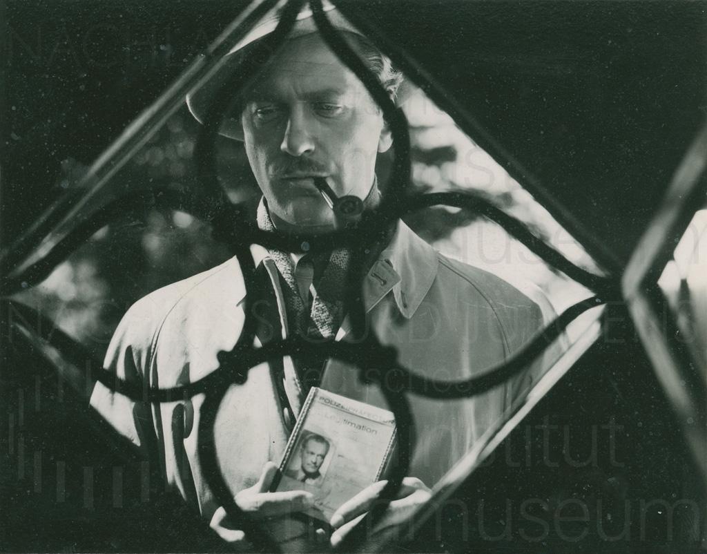LAMBERT FÜHLT SICH BEDROHT (1949)