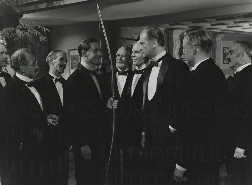 MEINES VATERS PFERDE (1953)