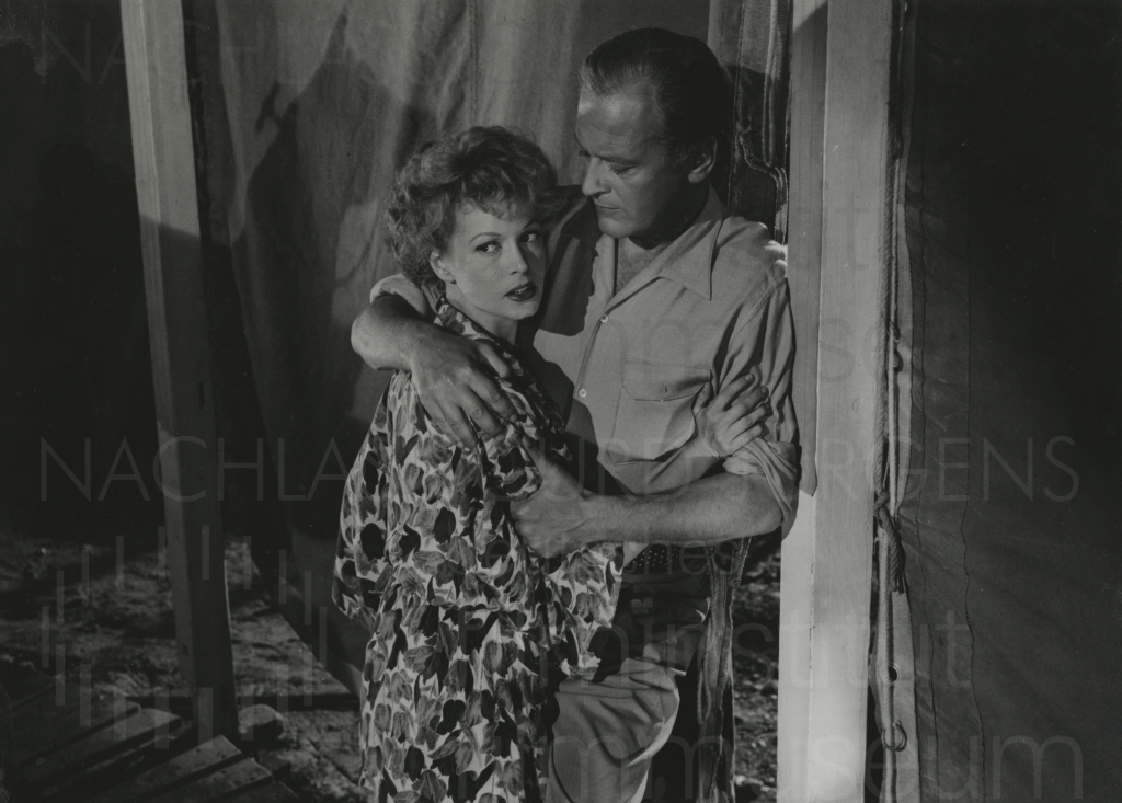 RUMMELPLATZ DER LIEBE (1954)