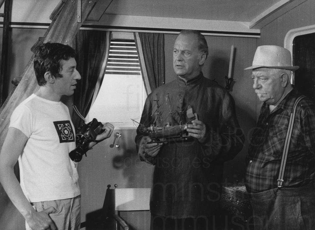 LE JARDINIER D'ARGENTEUIL (1966)