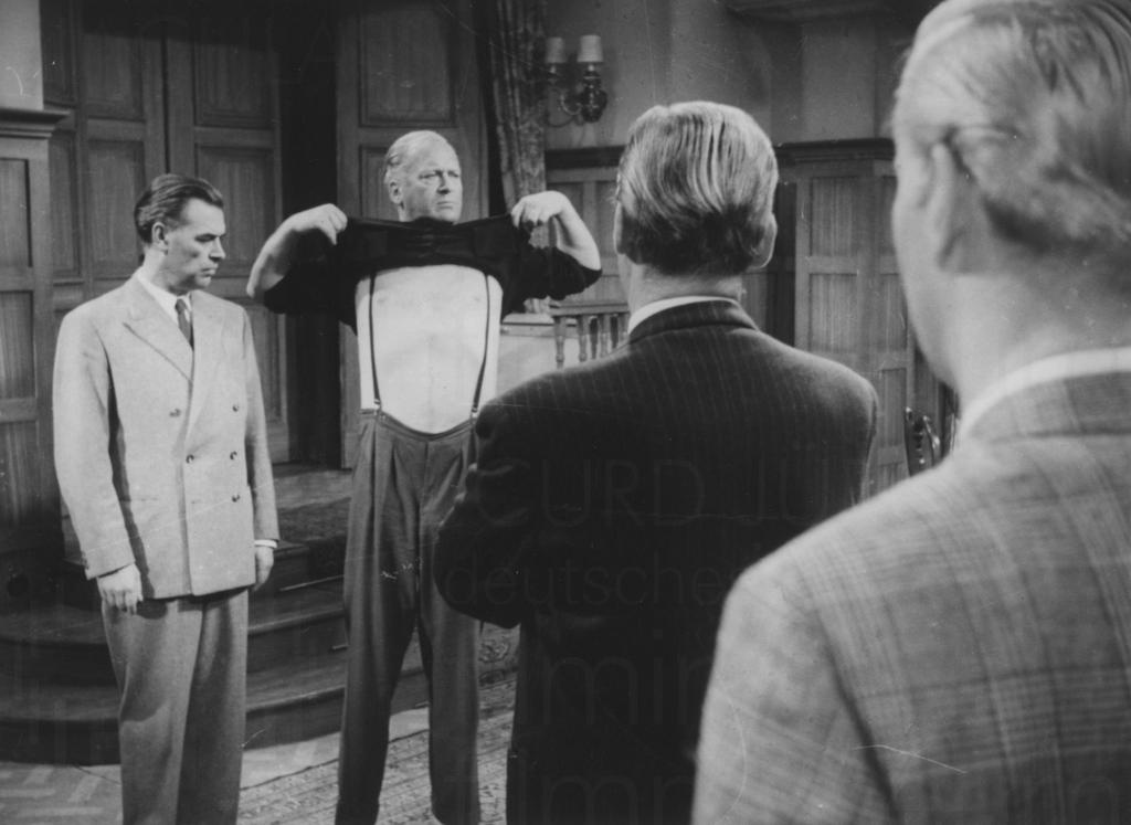 SCHACHNOVELLE (1960)