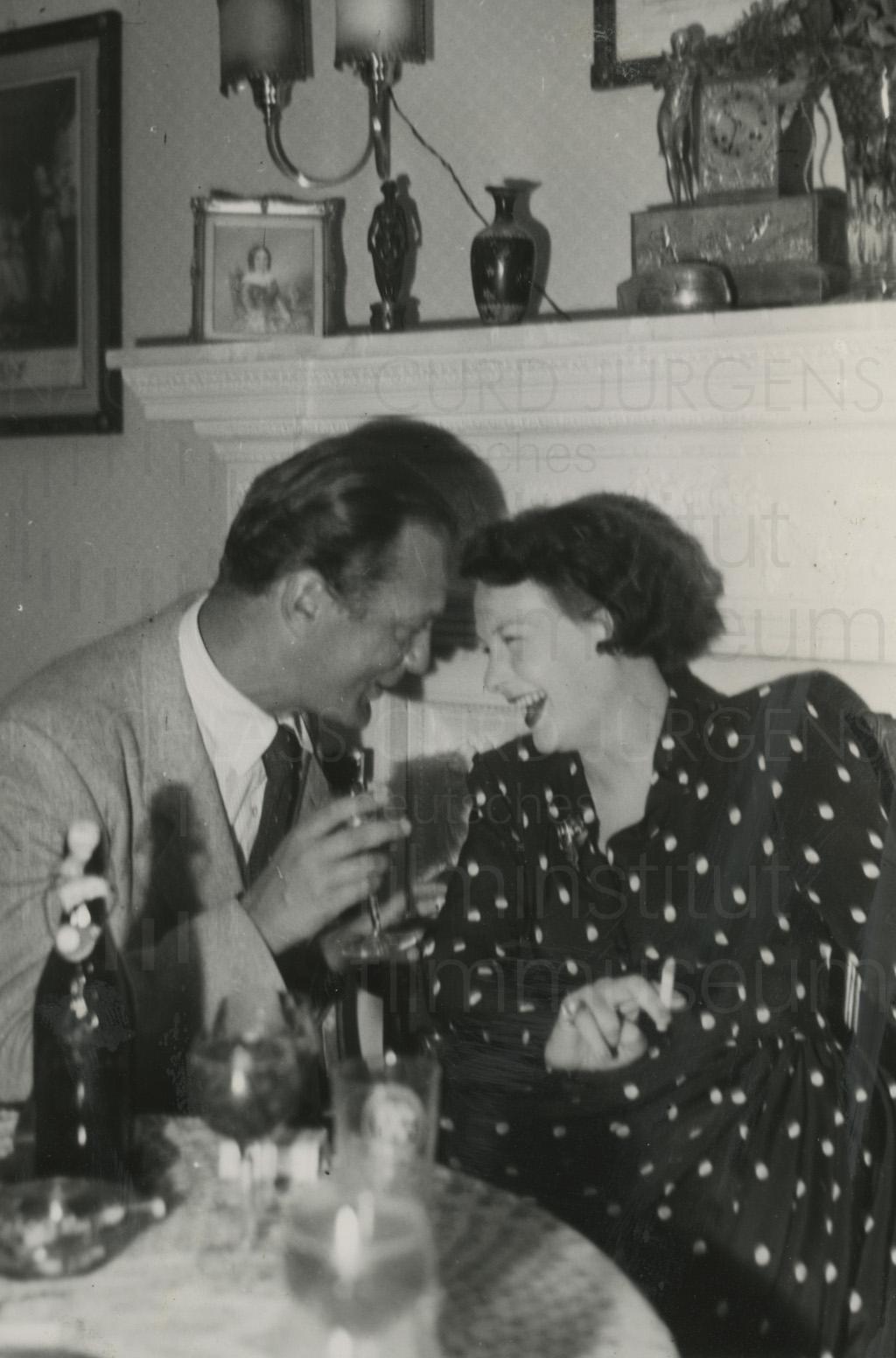 GUTE NACHT, MARY (1950)