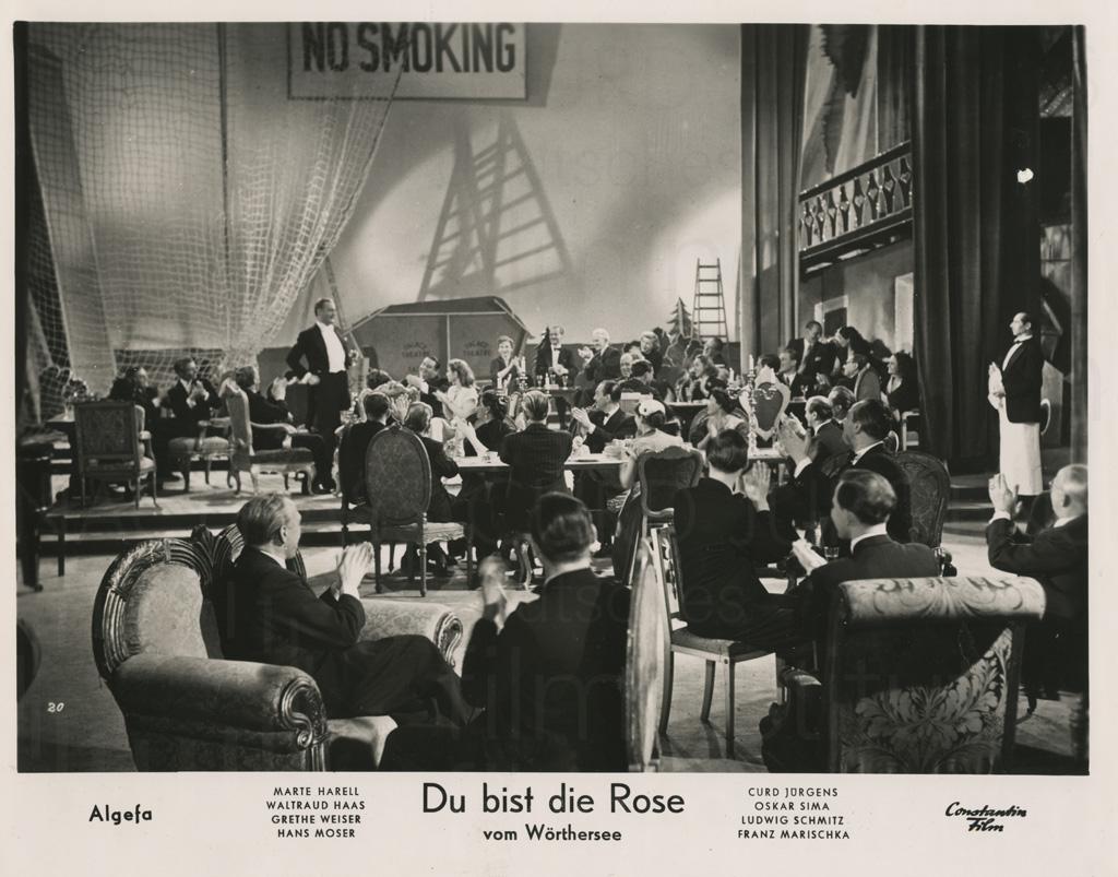 DU BIST DIE ROSE VOM WÖRTHERSEE (1952)