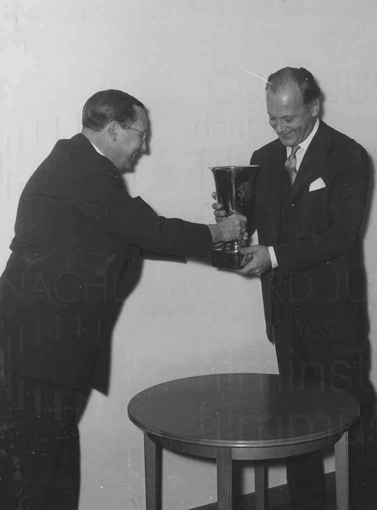 Coppa di Volpi Preisverleihung