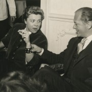 Curd Jürgens mit Heidemarie Hatheyer