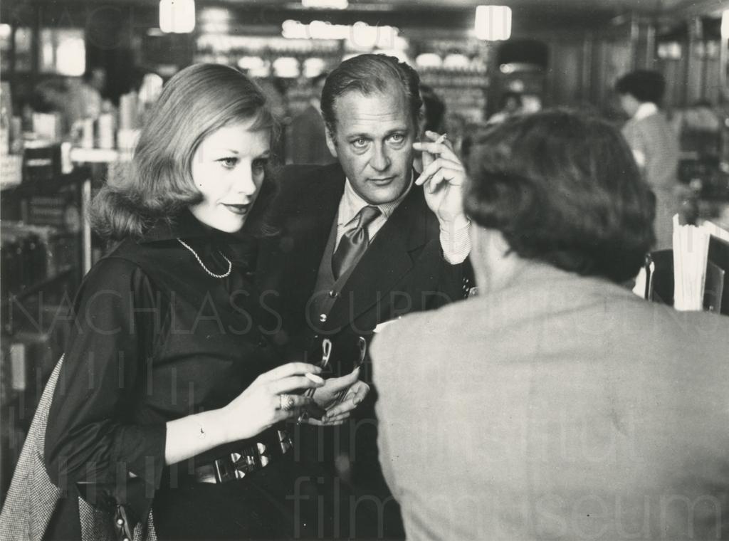 Curd Jürgens mit Hildegard Knef