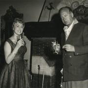 Curd Jürgens mit Marianne Hold
