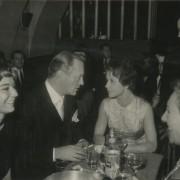 Curd Jürgens mit Sonja Ziemann