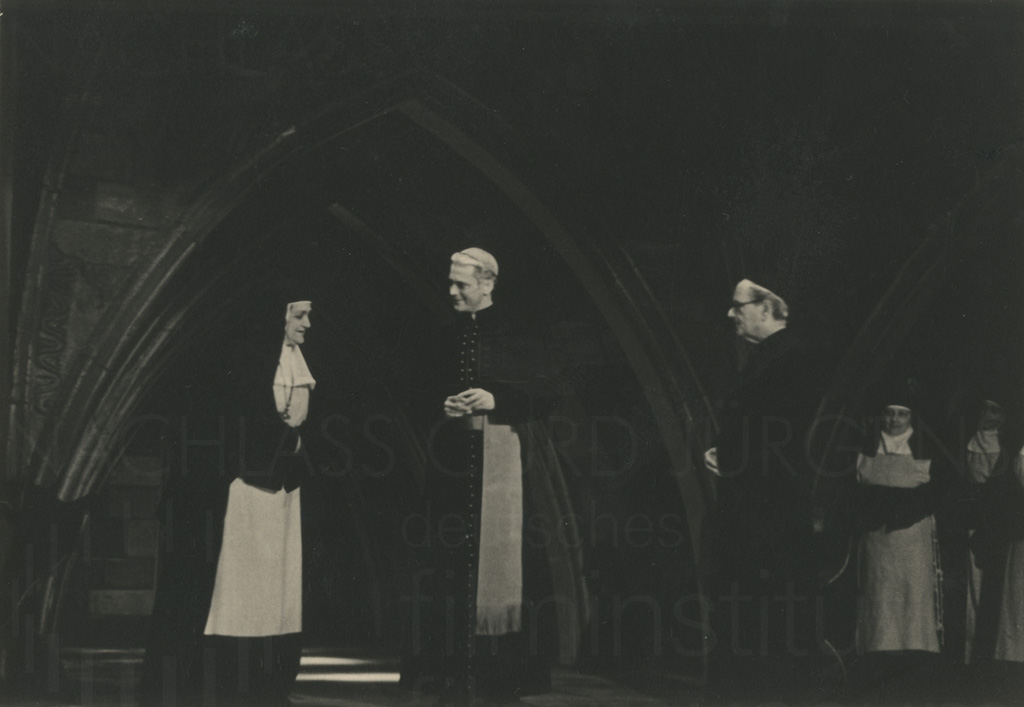 """""""Der Lügner und die Nonne"""""""