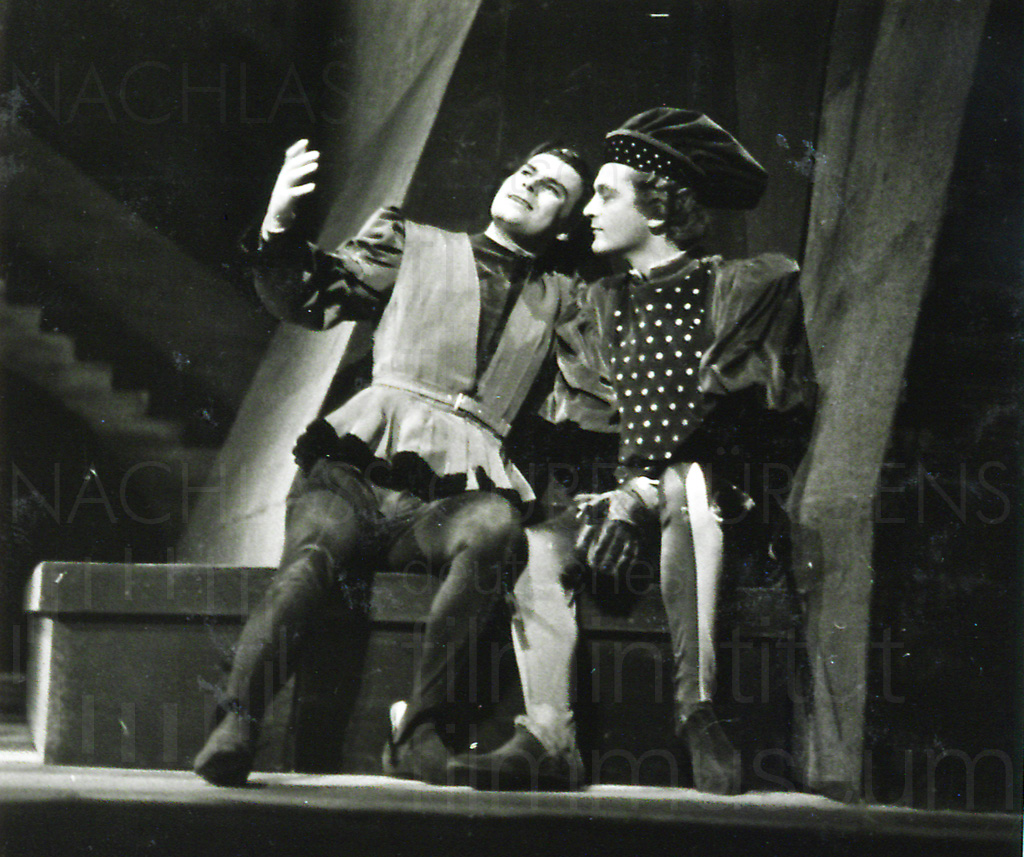 """Romeo und Julia"""