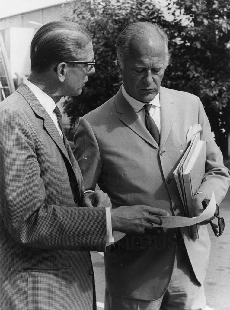 DER SCHWARZE FREITAG (1966)