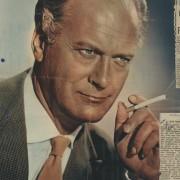 ET DIEU... CRÉA LA FEMME (1956) Porträtfoto in Presseartikel