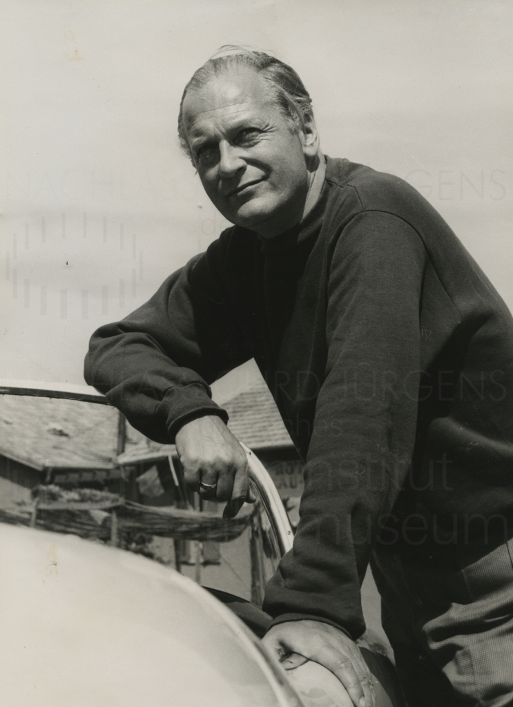 Porträtfoto, ca. 1954