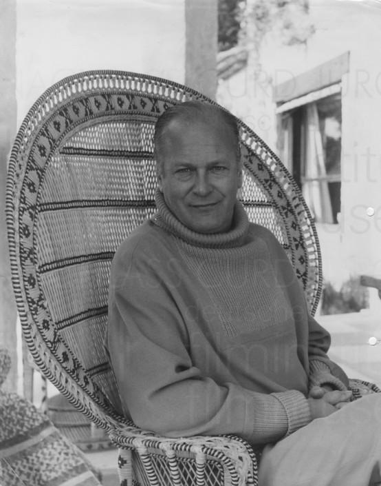 PR-Foto, Cap Ferrat, 1960er Jahre