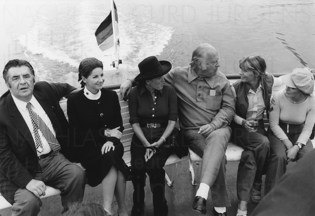 PR-Foto, 1970er Jahre