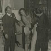 Curd und Simone zu Besuch bei Don Loper, 1959