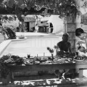 Curd und Simone, Rosimone, Anfang 1970er Jahre