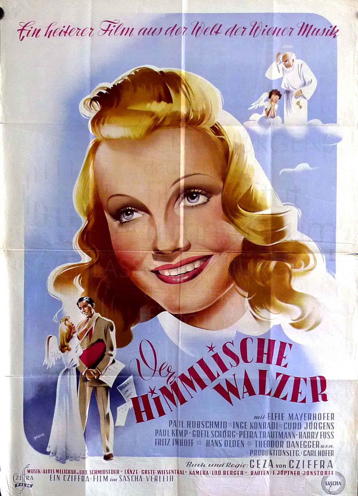 DER HIMMLISCHE WALZER (1948)