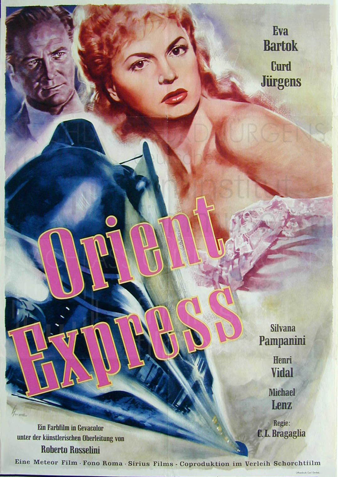 ORIENTEXPRESS (1954)