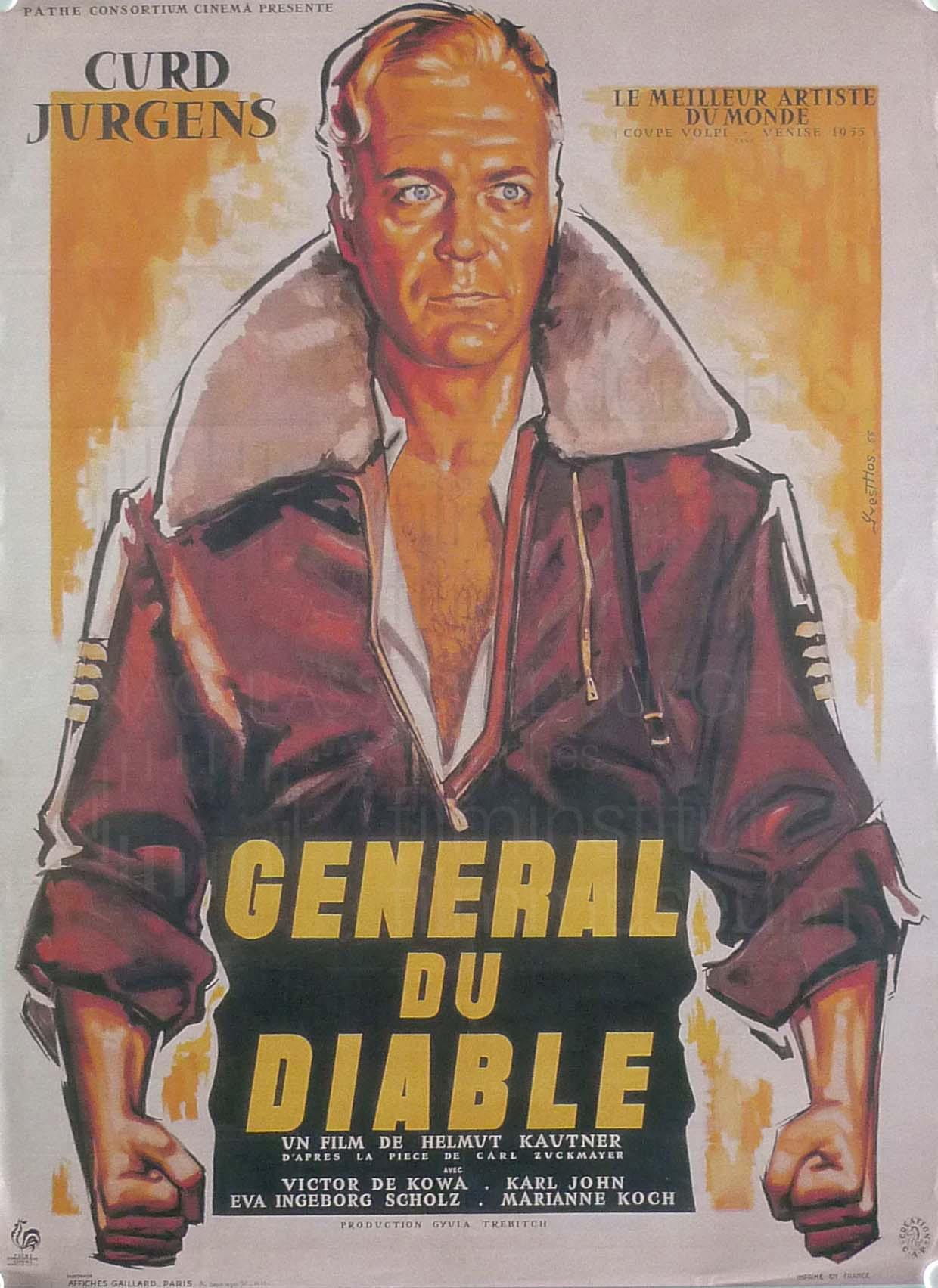 DES TEUFELS GENERAL (1955)