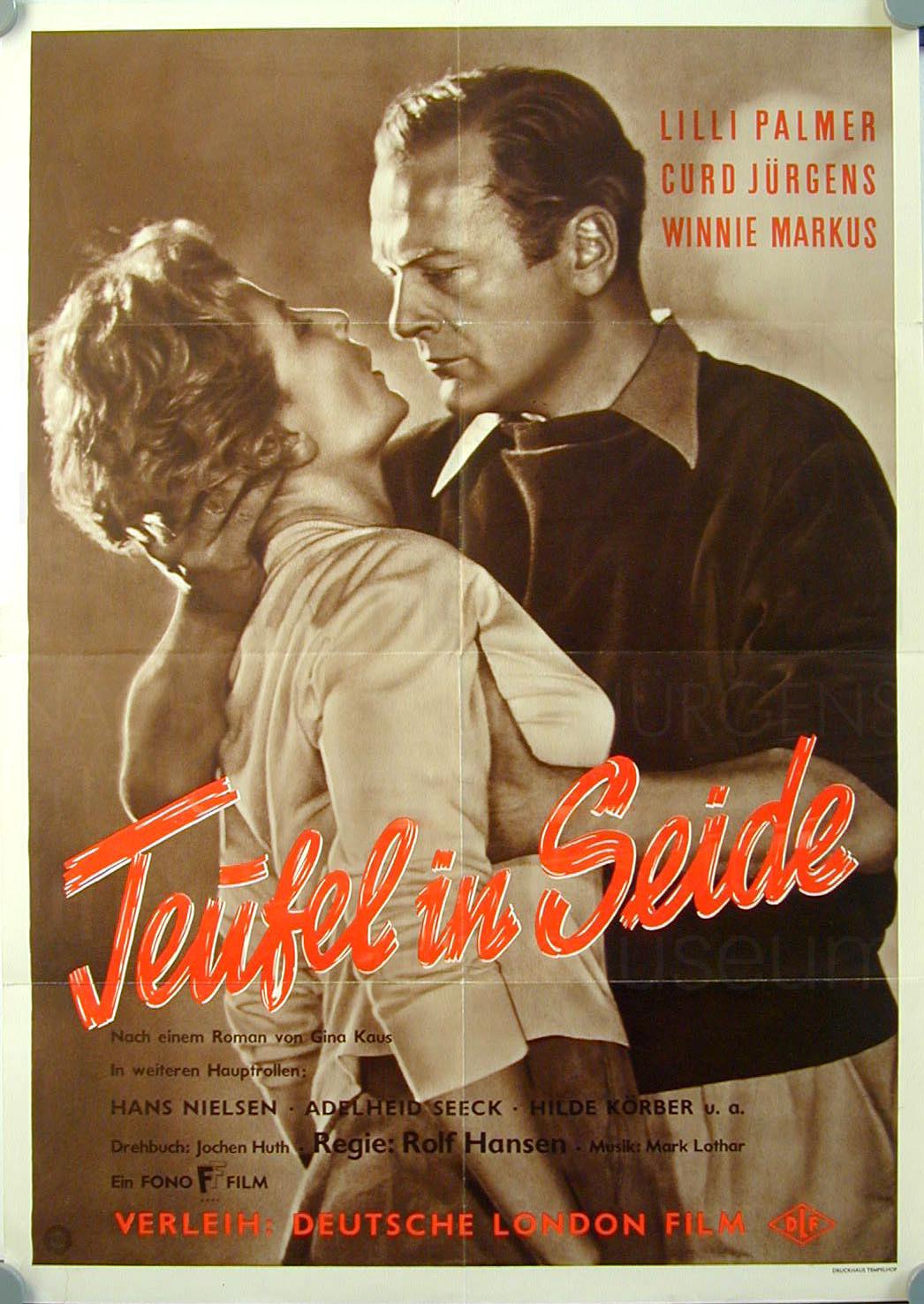 TEUFEL IN SEIDE (1956)
