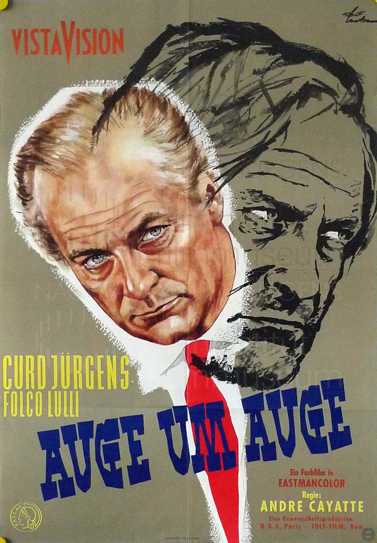ŒIL POUR ŒIL (1957)