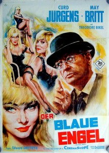 THE BLUE ANGEL (1959)