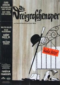 DREIGROSCHENOPER (1963)