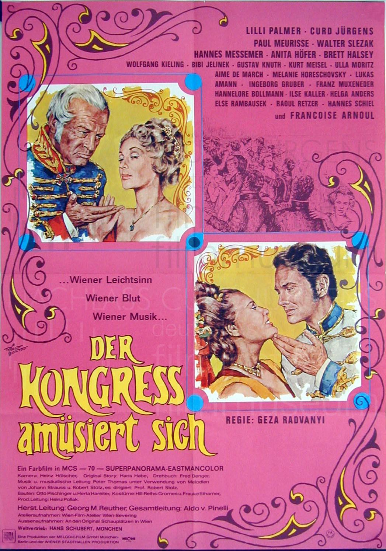 DER KONGRESS AMÜSIERT SICH (1966)