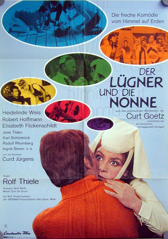 DER LÜGNER UND DIE NONNE (1967)