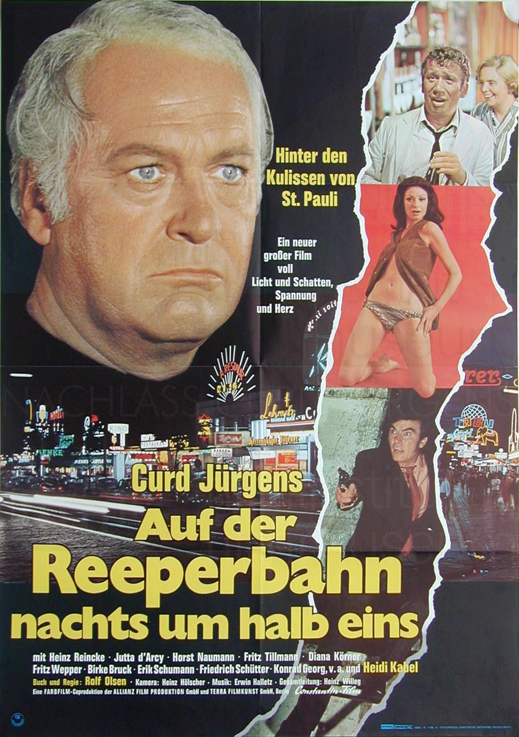 AUF DER REEPERBAHN NACHTS UM HALB EINS (1969)