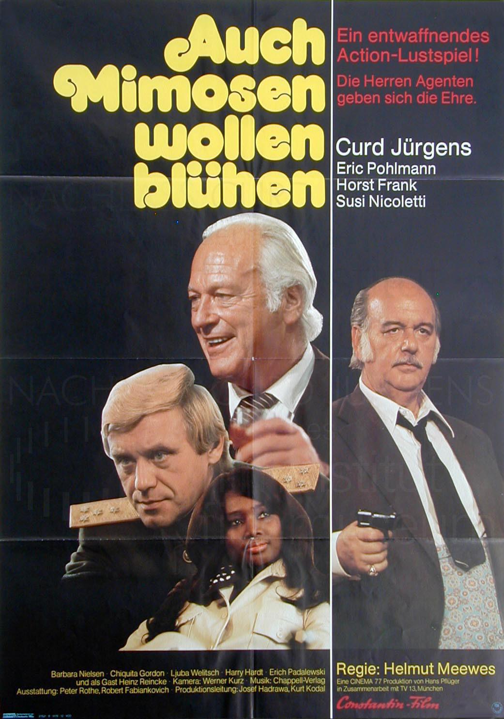 AUCH MIMOSEN WOLLEN BLÜHEN (1976)