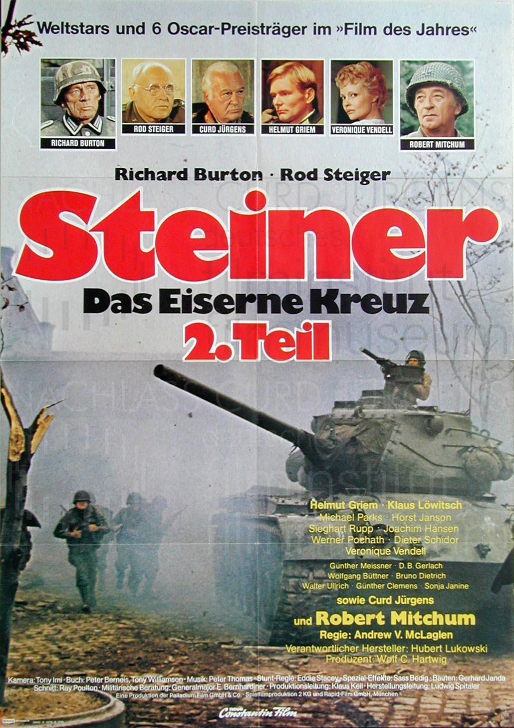 Steiner Das Eiserne Kreuz Teil 1 Ganzer Film Deutsch