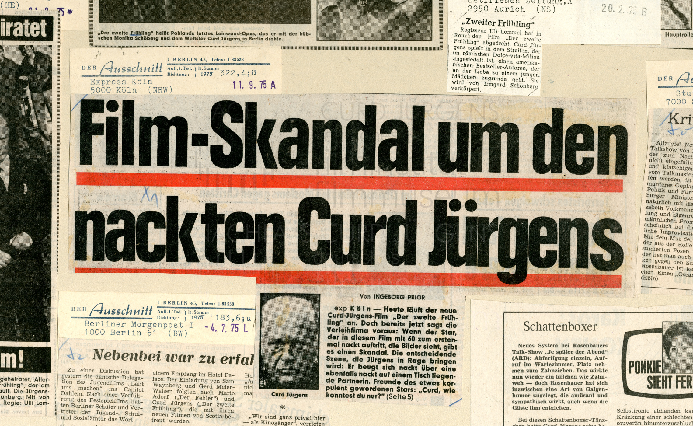 DER ZWEITE FRÜHLING (1975)