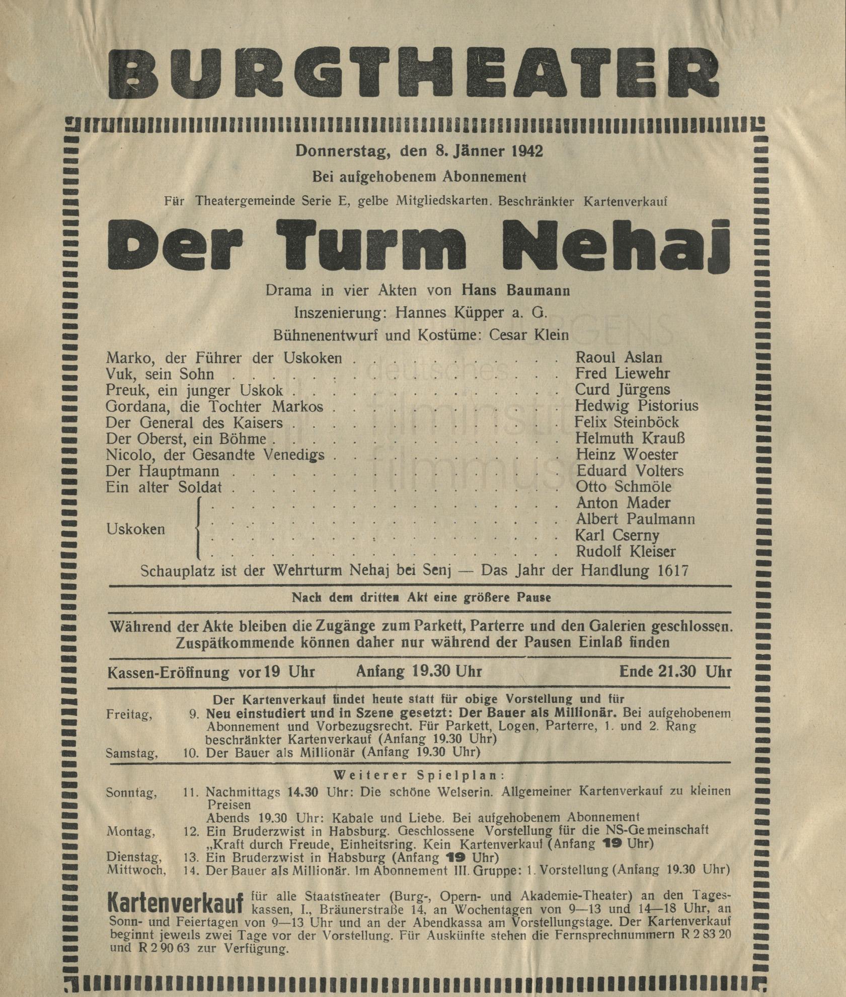 """""""Der Turm Nehaj"""""""
