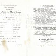 """""""Die Söhne des Herrn Grafen"""""""