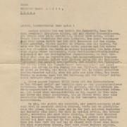 Curd Jürgens an Raoul Aslan. [München], 26.6.1946