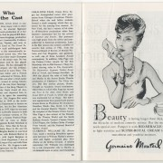 "Playbill Jg. 3, Nr.1. ""The Great Indoors"", Jan, 1966"