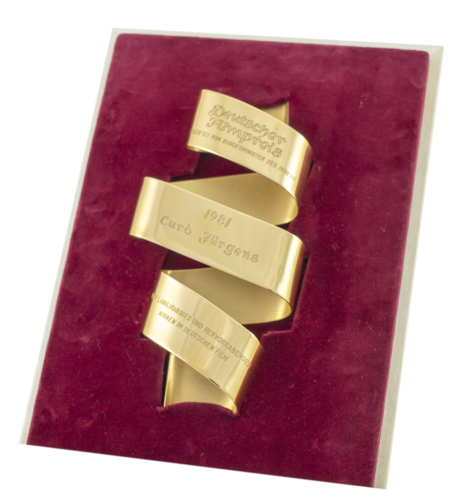 "Deutscher Filmpreis (""Filmband in Gold""), 1981"