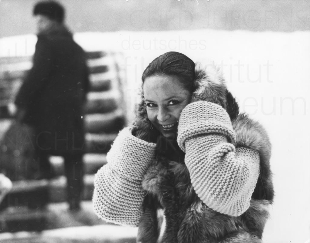 PR-Foto, Curd und Margie, Sowjetunion, Ende 1970er Jahre