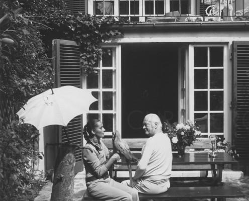 PR-Foto, Curd und Margie, Enzesfeld, 1981