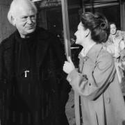 PR-Foto, Curd Jürgens und Marlene Knauss