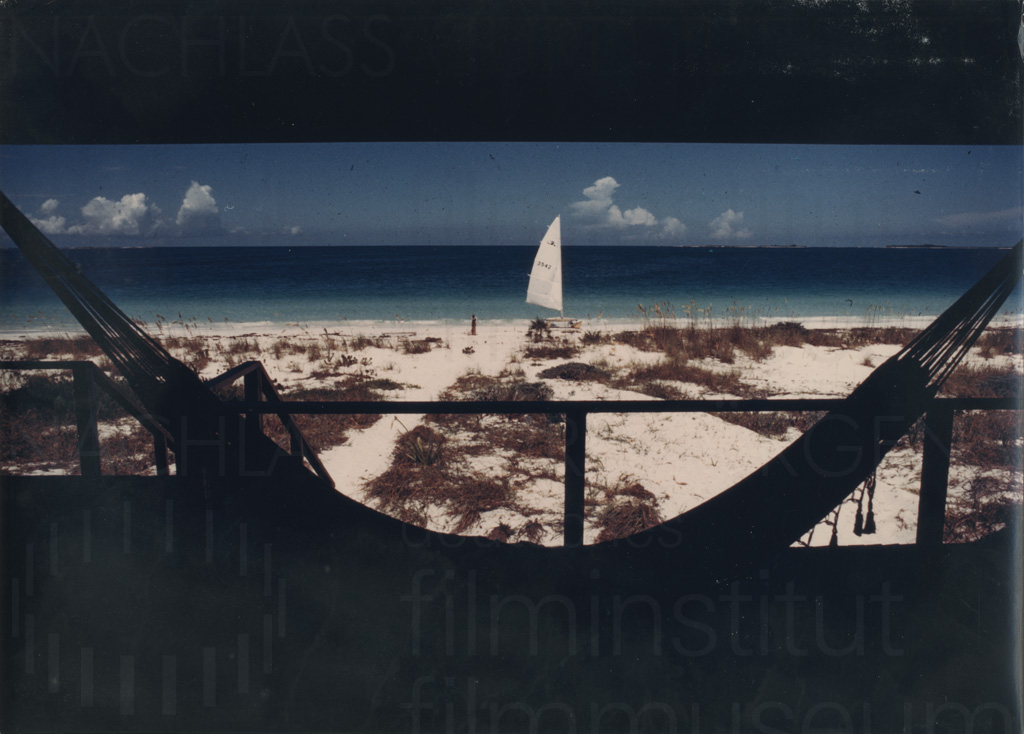 Curd Jürgens' Anwesen auf den Bahamas